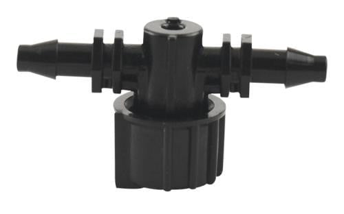 "Hydro Flow In-Line Micro Irrigation Valve (3/16"")"
