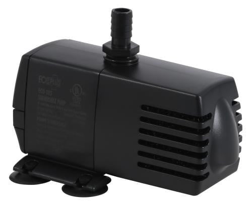 EcoPlus Eco 185 Fixed Flow Submersible/Inline Pump 158 GPH