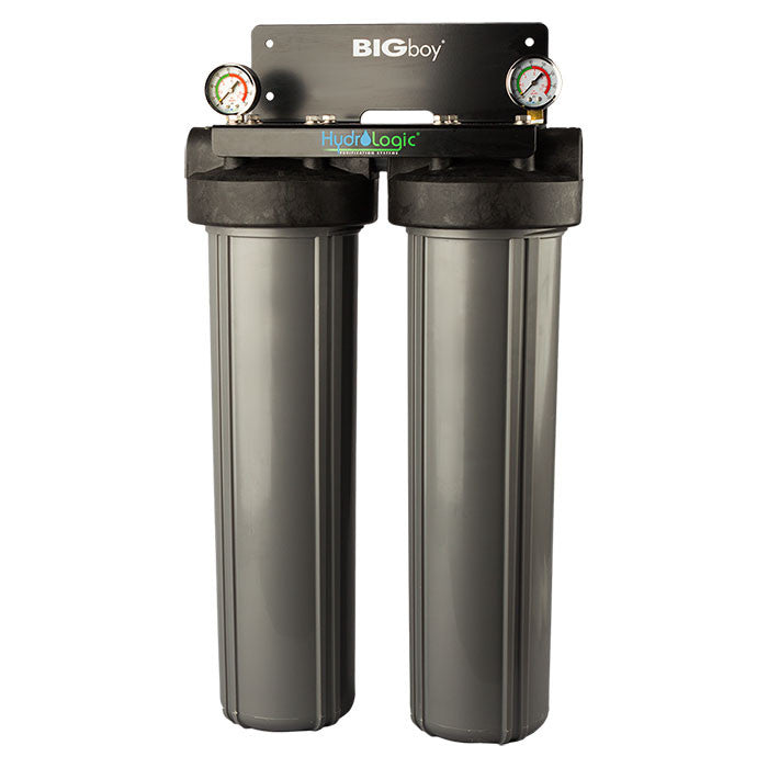 Hydro-Logic Big Boy w/ KDF85 Catalytic Carbon Filter