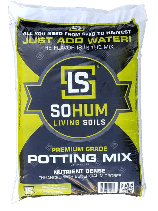 SoHum Living Soils® Premium Bag (1.5 cu ft) (2 max per purchase)