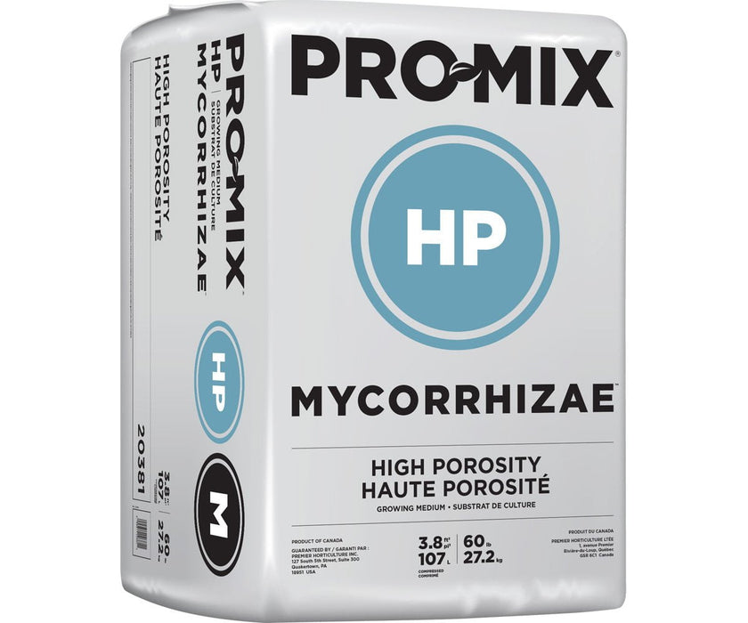 PRO-MIX HP w/ Mycorrhizae (3.8 cu. ft.)-PALLETS ONLY(30)