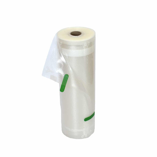 15″ x 50′ All Clear Vacuum Seal Rolls, 5 Mil Thick