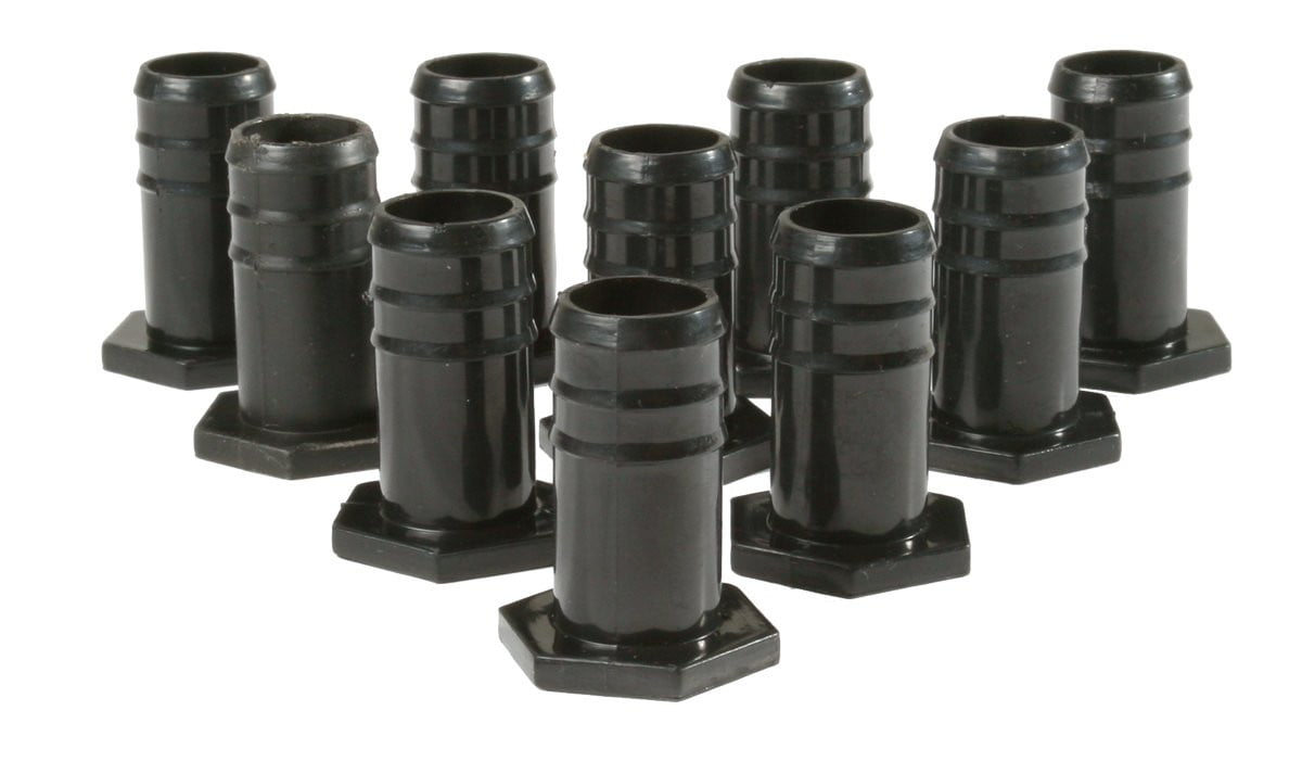 "Active Aqua 3/4"" Stopper, pack of 10"