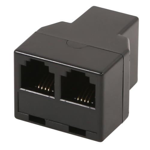 Gavita 3 Way RJ14 Cable Splitter