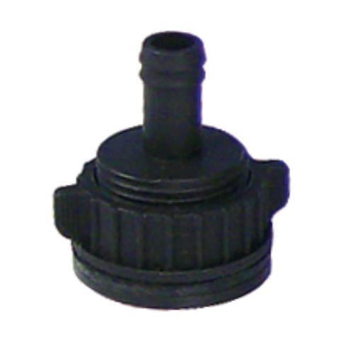 "Hydro Flow Ebb & Flow Tub Outlet Fitting (1/2"")"