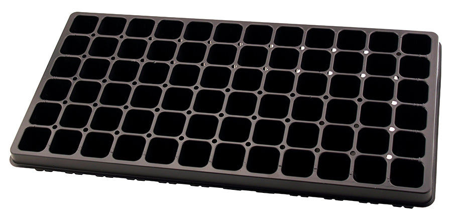 Heavy Duty 72-Cell Pack Square Plug Flat Insert