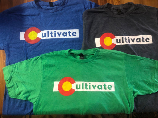 Cultivate T-Shirt (Short Sleeve)