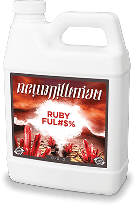 New Millenium Ruby Ful#$%