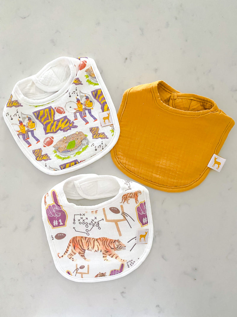 Tiger Land Bib Pack
