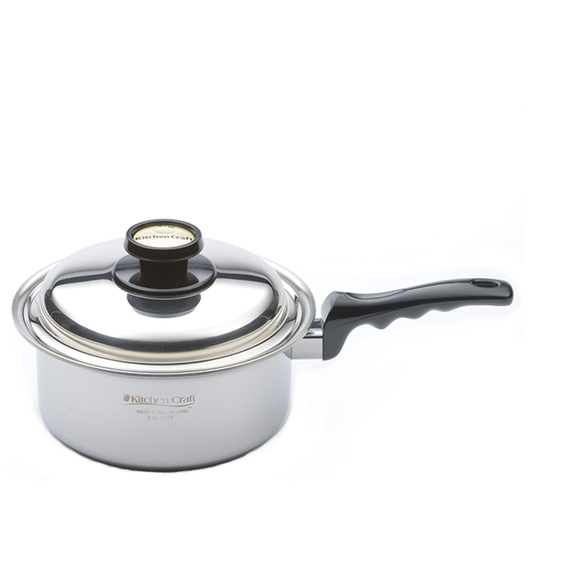 3 Quart Sauce Pan with Cover