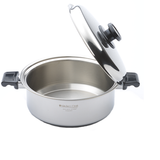 6 Quart Stock Pot with Cover