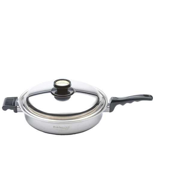 Large Skillet with Cover