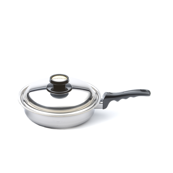Small Skillet with Cover