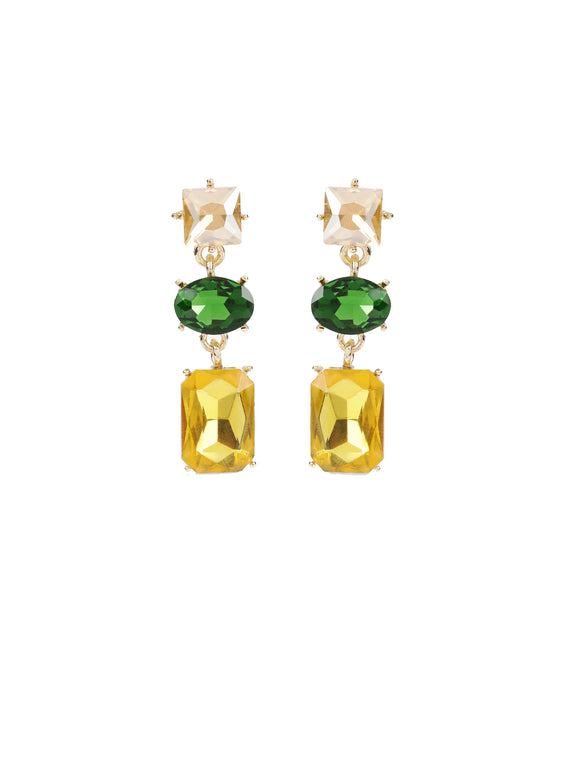 Gemstone Pop Earrings