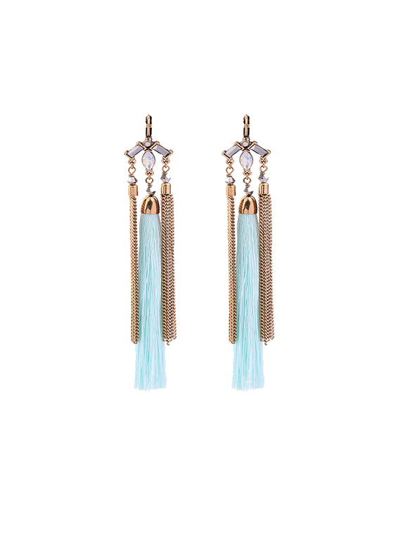 Tassel Town Earrings