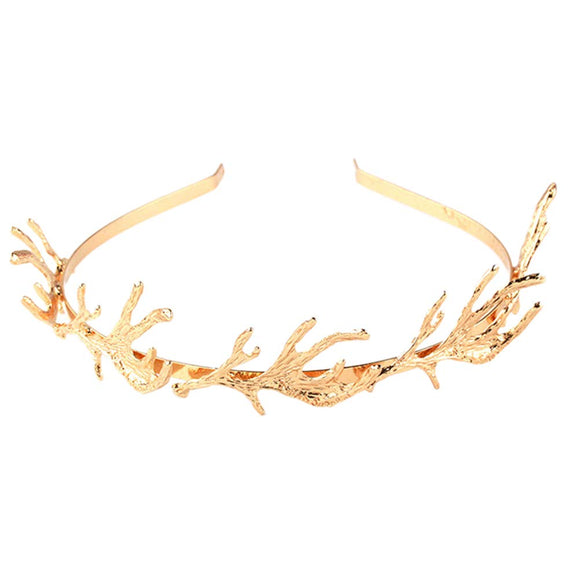 Reindeer Metal Hairband