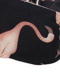 Black Flamingo Hairband