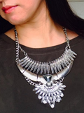 Spiked Warrior Necklace
