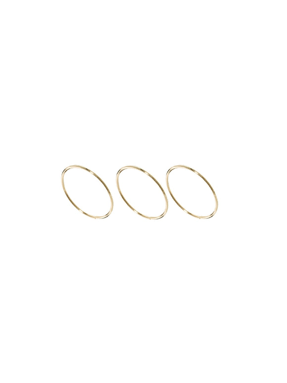 Super Fine Ring-Set of 3