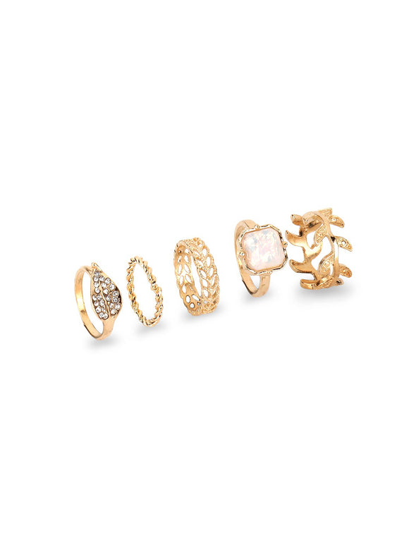 Ritzy Ring Set