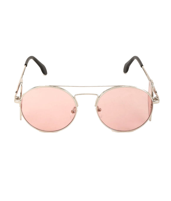 Pink Cover Up Sunglasses