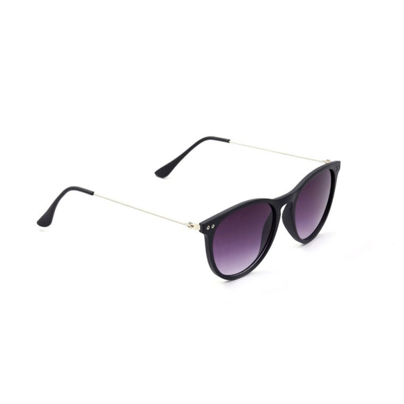 Black Snap Sunglasses