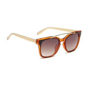 Bayview Sunglasses-Brown