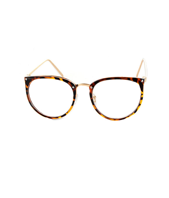 Tortoise Shell Glass Frames