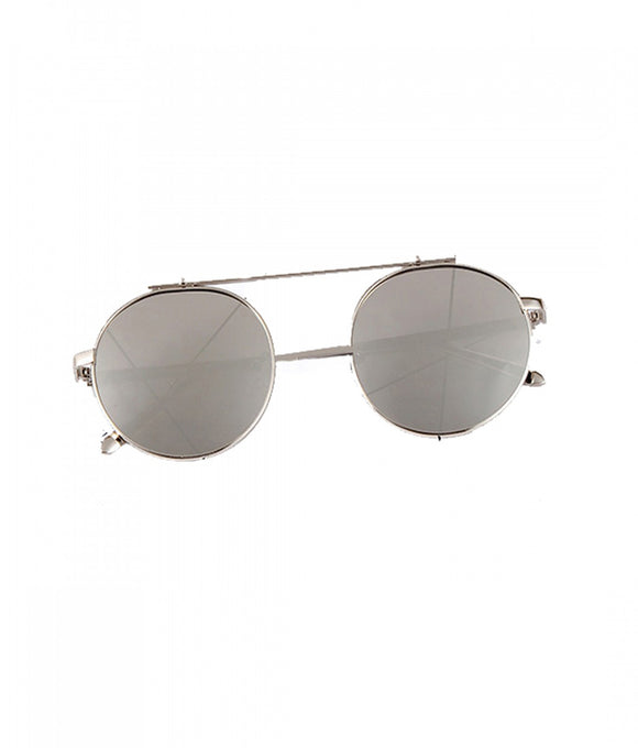 Overline Sunglasses-Grey