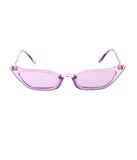 Micro Wing Sunglasses-Purple