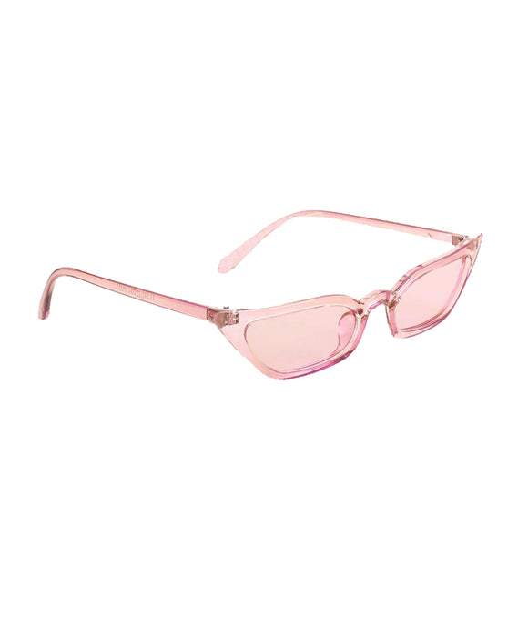 Micro Wing Sunglasses-Pink