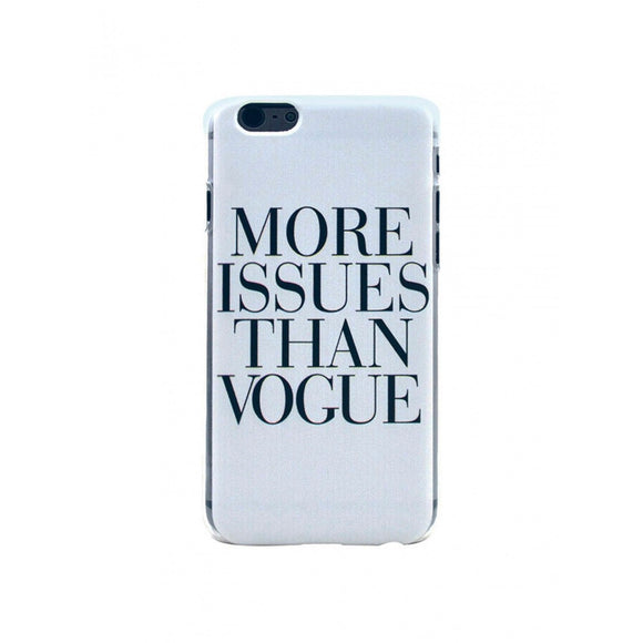 Miss Vogue Phone Cover
