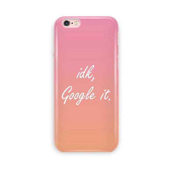 Google It Phone Cover