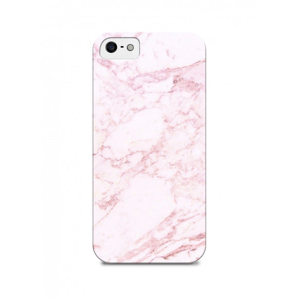 Pink Marble Phone Cover