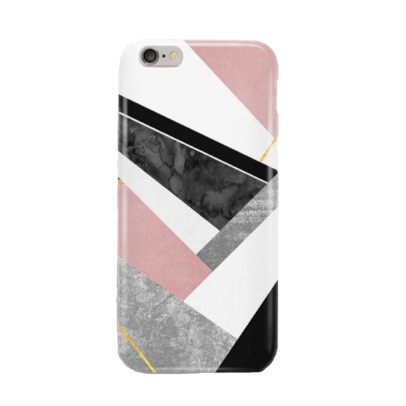 Geometric Glide Phone Cover