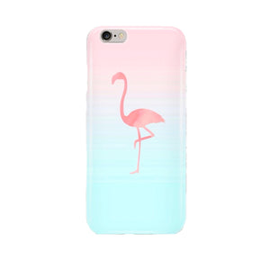 Ombre Flamingo Phone Cover