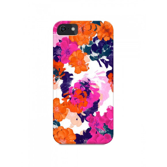 Floral Splash Phone Cover