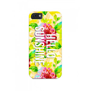 Hello Sunshine Phone Cover