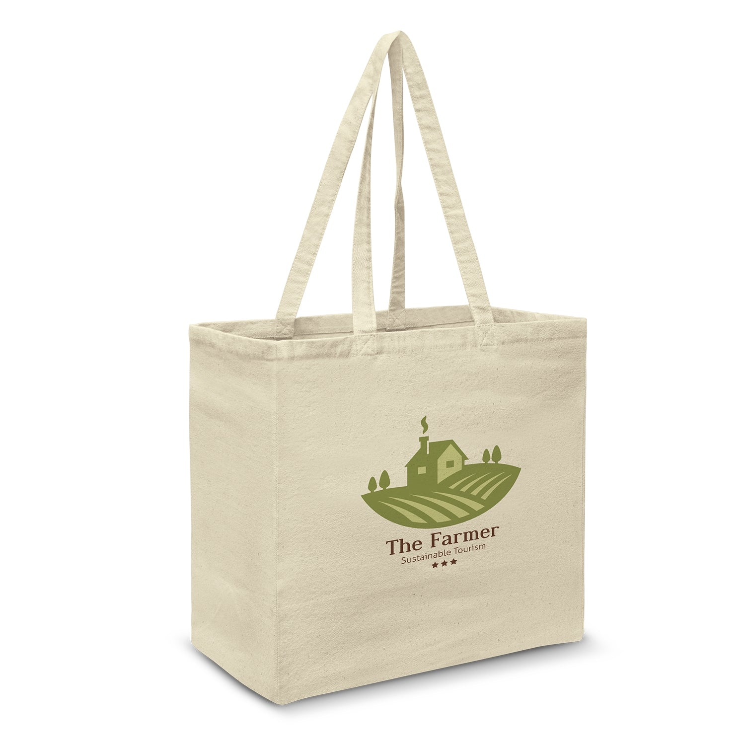 Galleria Cotton Tote Bag