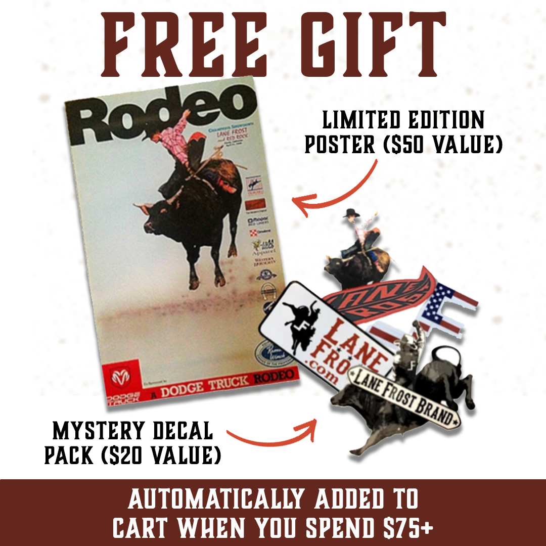 Lane Frost Brand Free Gift