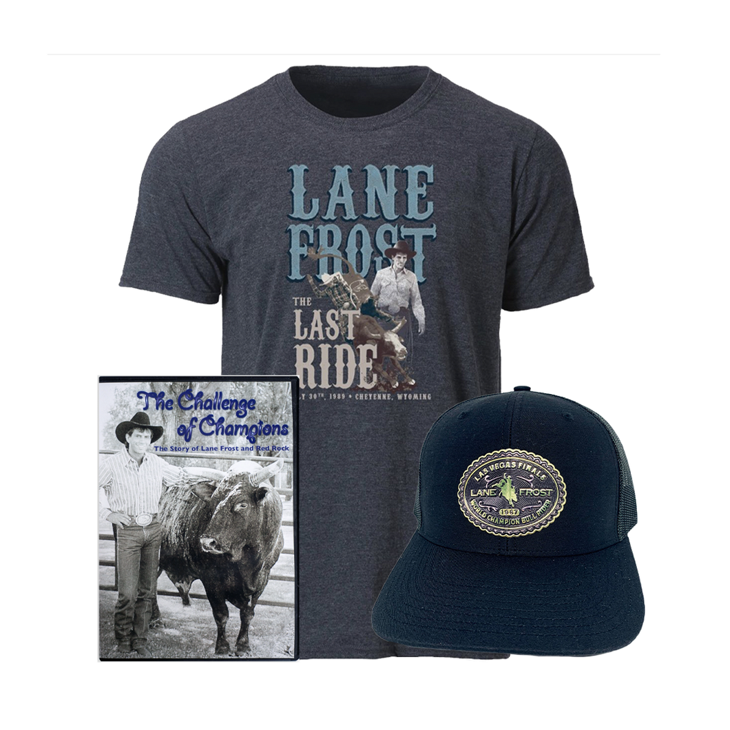 Lane Frost Starter Bundle
