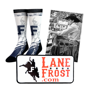 Lane Frost Gift Bundle - FREE with orders over $70 (Starting 12/10)