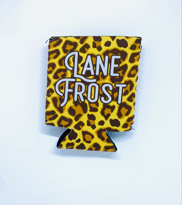 Cheetah Koozie