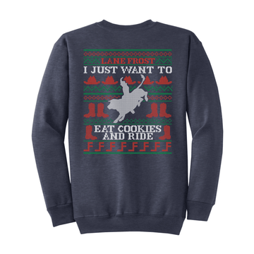 Ugly Christmas Sweater (Navy)