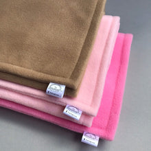 Load image into Gallery viewer, Custom size beige fleece cage liners made to measure - Beige