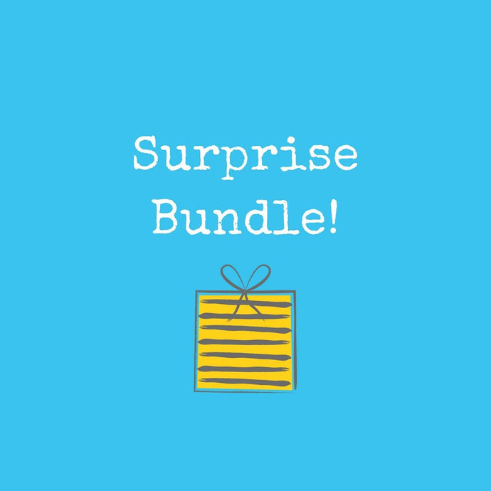 Surprise Bundle! Mystery Box! Snuggle sack and toys for hedgehogs and guinea pigs.