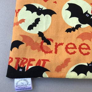 Creepy Halloween mini set. Padded tunnel, toys and snuggle sack.