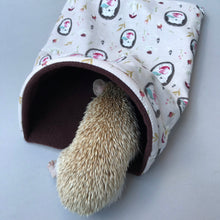 Load image into Gallery viewer, hedgehog sleeping bag
