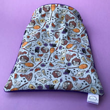 Load image into Gallery viewer, Magical wizards snuggle sack. Sleeping bag for hedgehog, guinea pigs and small animals.