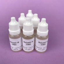 Load image into Gallery viewer, 10ml Zolcal-D liquid calcium and vitamin D3 veterinary support